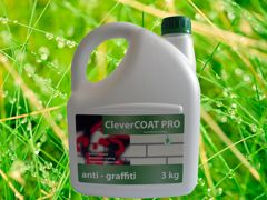 CleverCOAT PRO anti-graffiti. Bar code: 4742692000789