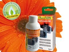 CleverCLEAN for bathroom/WC, 100g