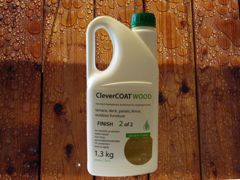 CleverCOAT wood finish, 3kg