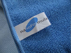 Microfiber Cloths for nanotech surface protection products
