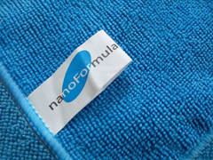 Terry microfiber cloth