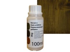 Color stain additive (chestnut) for 3kg canister CleverCOAT wood premier