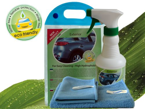 200ml Car Exterior polish set. Bar code: 4742692000055 (click to open expanded picture)