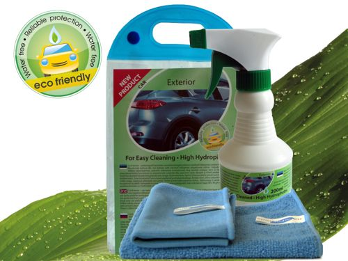 200ml Car Exterior polish set. Bar code: 4742692000383 (click to open expanded picture)