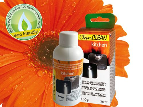 100g CleverCLEAN for kitchen cleaning (click to go to product page)