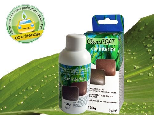 100g CleverCOAT for Car Interior. Bar code: 4742692000567 (click to open expanded picture)