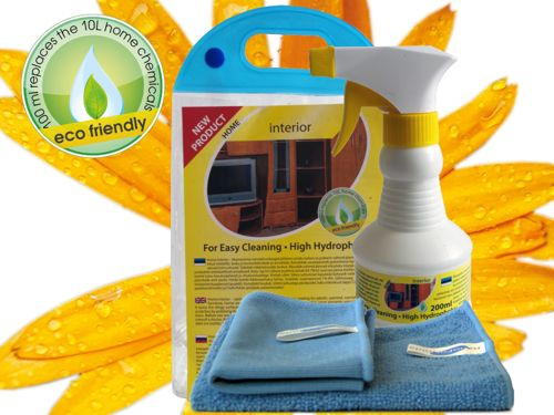 200ml Home.Interior set for keeping clean house (click to go to product page)