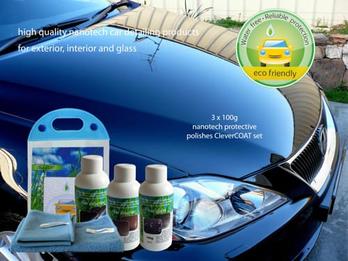 Full car care polishes set (click to open high qiality pdf file)