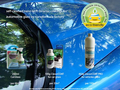 Car glass protectve polishes (click to open high qiality pdf file)